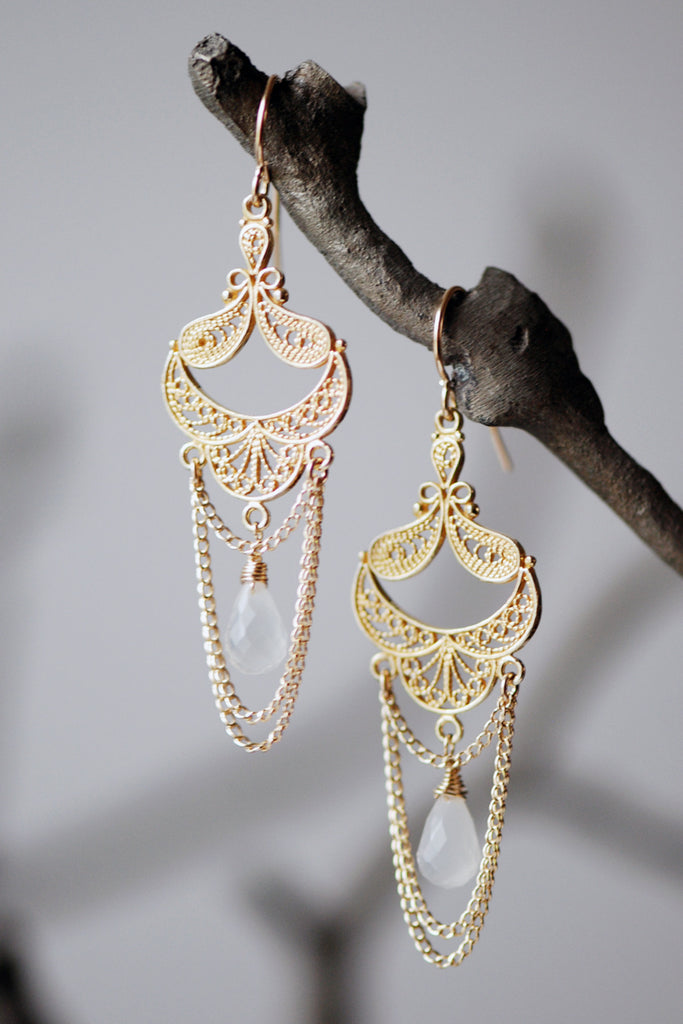 Victoria Earring