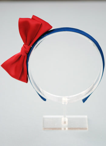 Betty Satin Headband