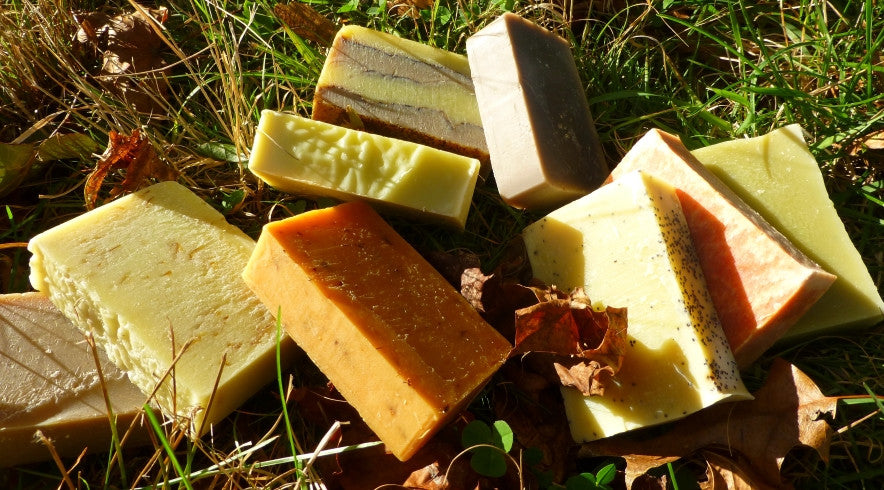 Green Wind Soap - Natural and Organic soaps. Handmade in Small Batches. Moisturizing Bars, 100% Organic Bars, Clay Bars, Salt Bars, Oatmeal Bars, Handmade Washclothes