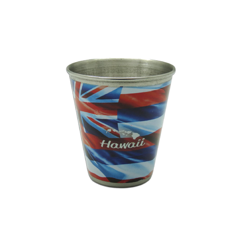 Hawaiian Flag Shot Glass
