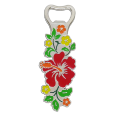 Pua Hibiscus Key Chain