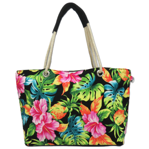 Pua Pineapples Beach Bag