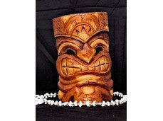 "TAHITIAN MASK  8"" - LOVE"