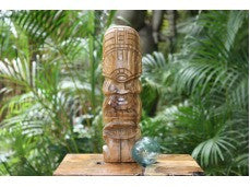 Wealth Protector Tiki 12""