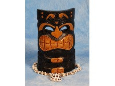 "MONEY TIKI MASK 8"" - TIKI DECOR"