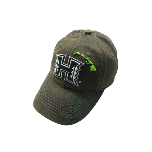 UH Hawaii w/ Tribal CAP