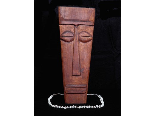 "PAPUA MASK 20"" - MANGO WOOD - ISLAND DECOR"