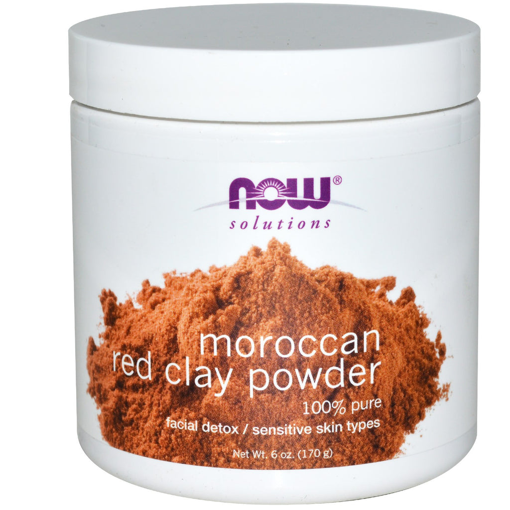 Now-Moroccan Red Clay