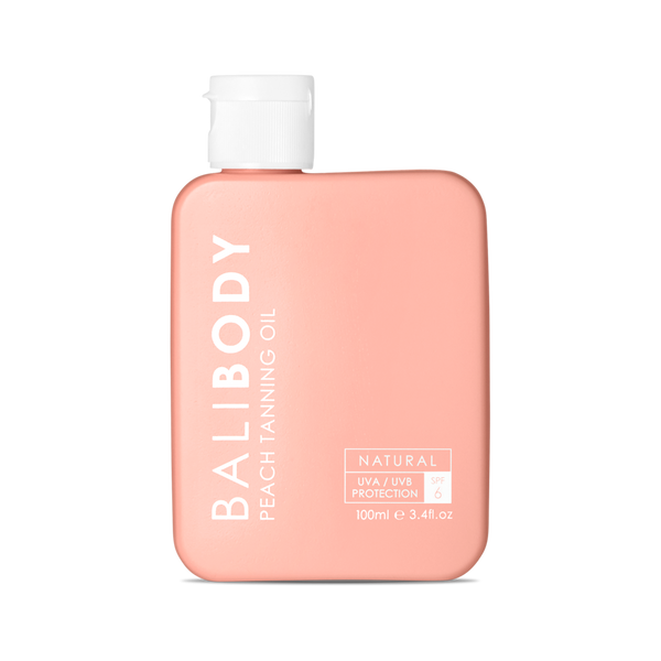 Bali Body - Peach Tanning Oil
