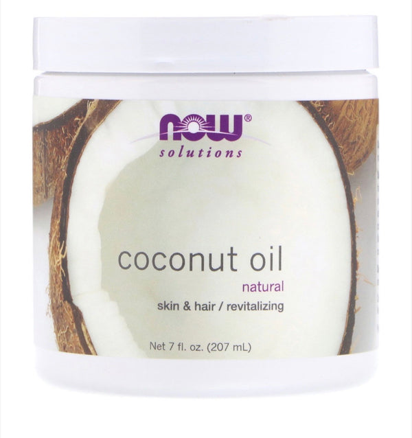 Now Solutions - Pure Coconut Oil