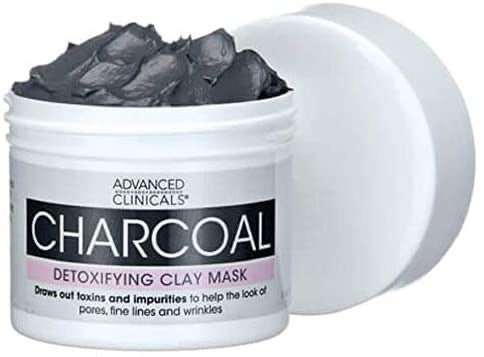 Advanced Clinicals - Charcoal Detoxifying Mask
