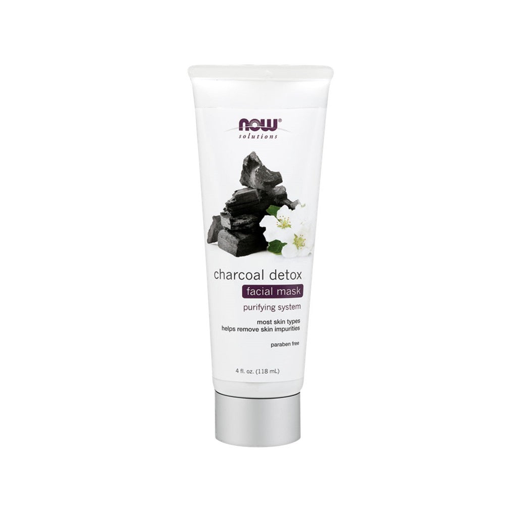 Now Solutions - Charcoal Detox Facial Mask