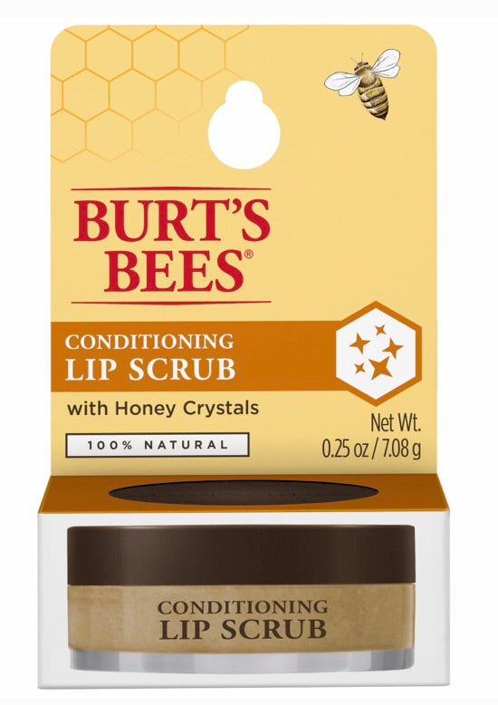 Burt's Bees Conditioning Lip Scrub