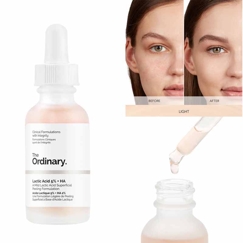 The Ordinary - Lactic Acid 5%+ HA