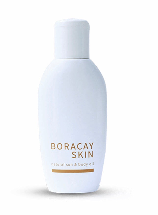 Boracay Skin - Natural Coconut Sun & Body Oil