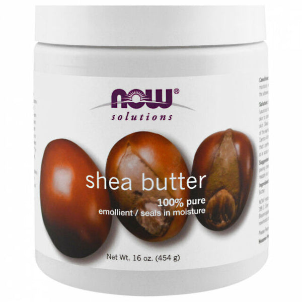 Now Solutions - Shea Butter