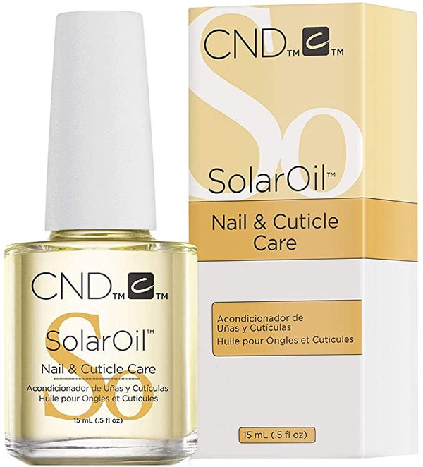 CND -  Solar Oil Nail & Cuticle Care Vitamin E
