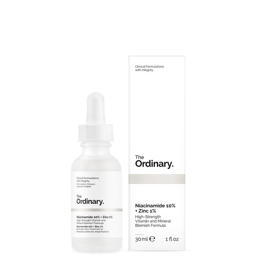 The Ordinary -  Niacinamide 10% + Zinc 1%( 30ml )