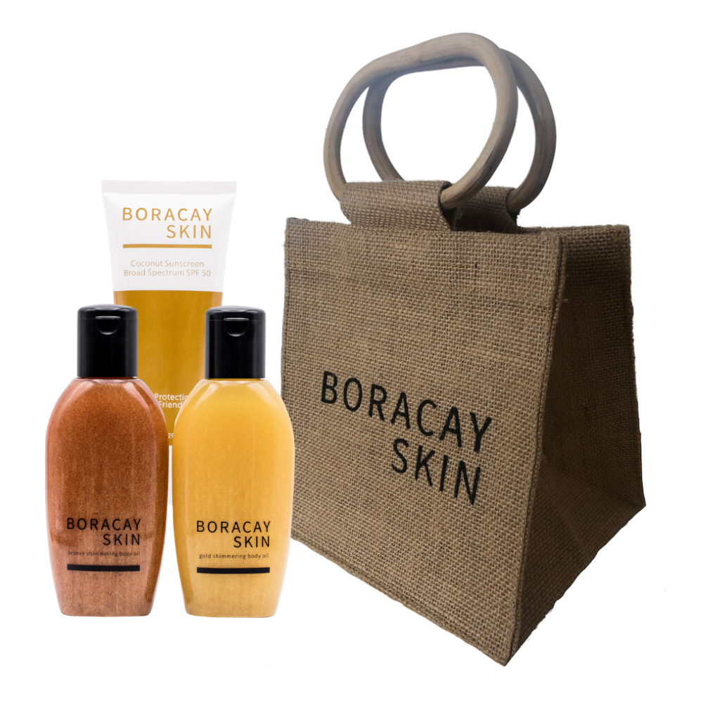 Boracay Skin - Sunkissed Bundle