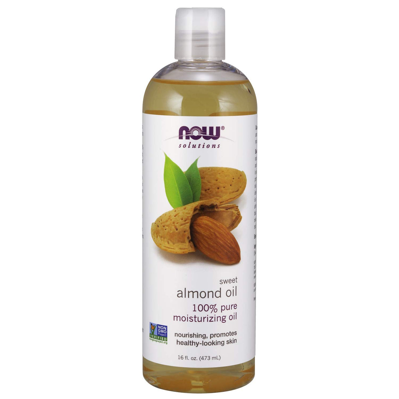 Now Solutions - Sweet Almond Oil