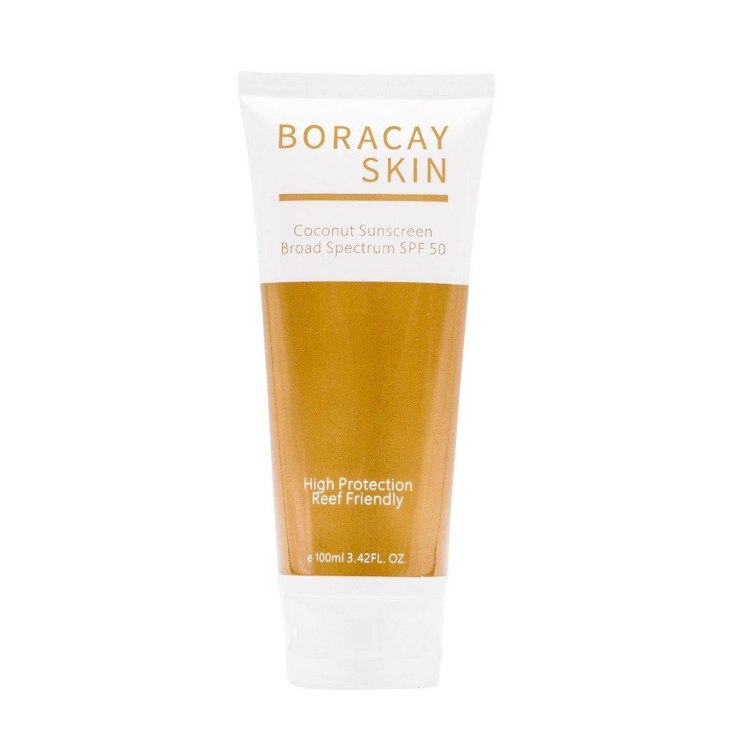 Boracay Skin - Coconut Sunscreen SPF 50