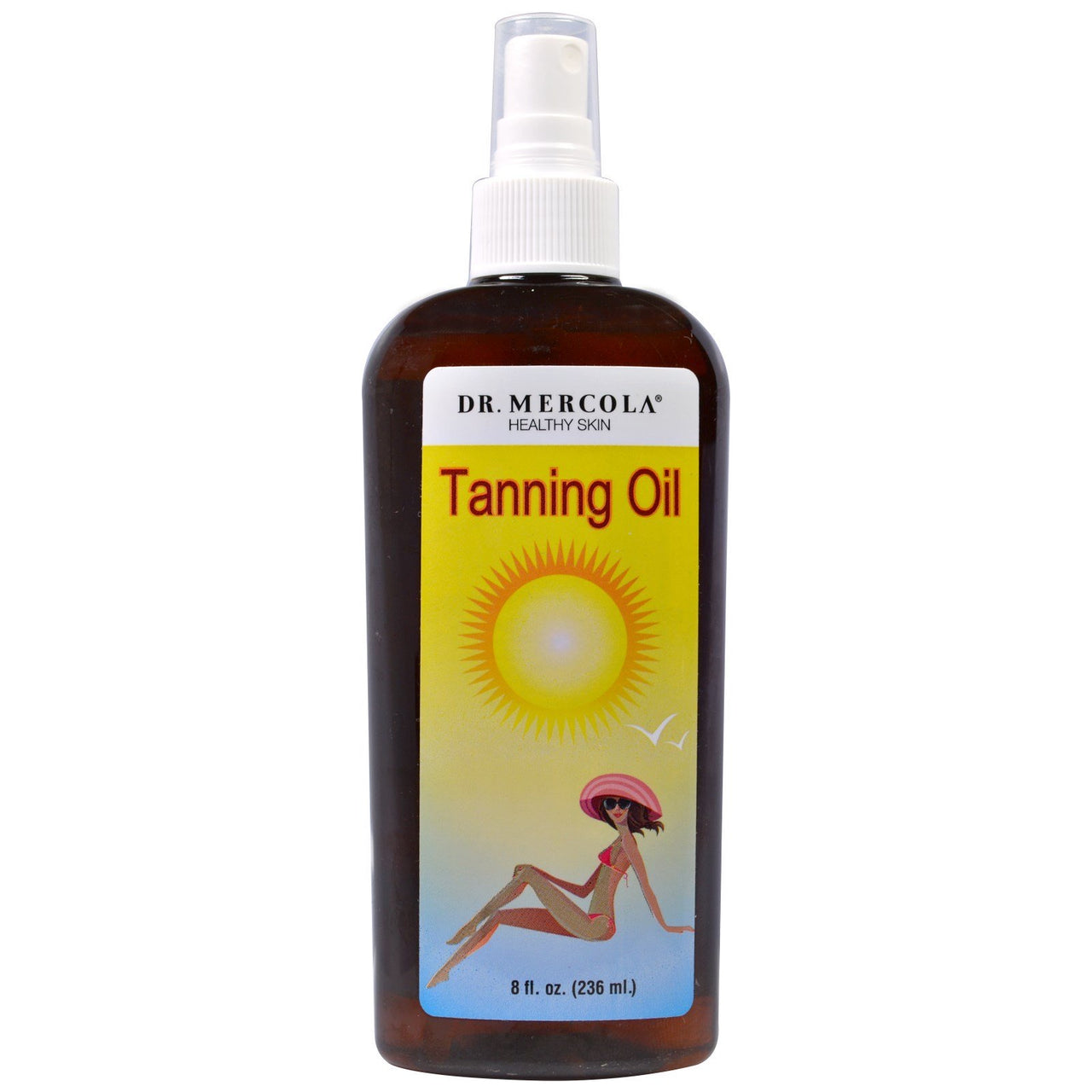 Dr Mercola - Tanning Oil