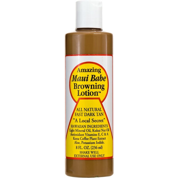 Maui Babe - Amazing Browning Lotion