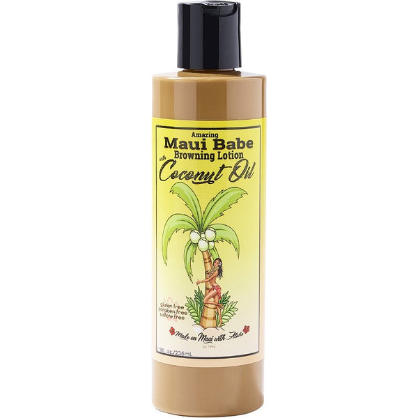 Maui Babe - Amazing Browning Lotion with Coconut Oil