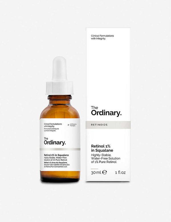 The Ordinary - Retinol 1% in Squalane