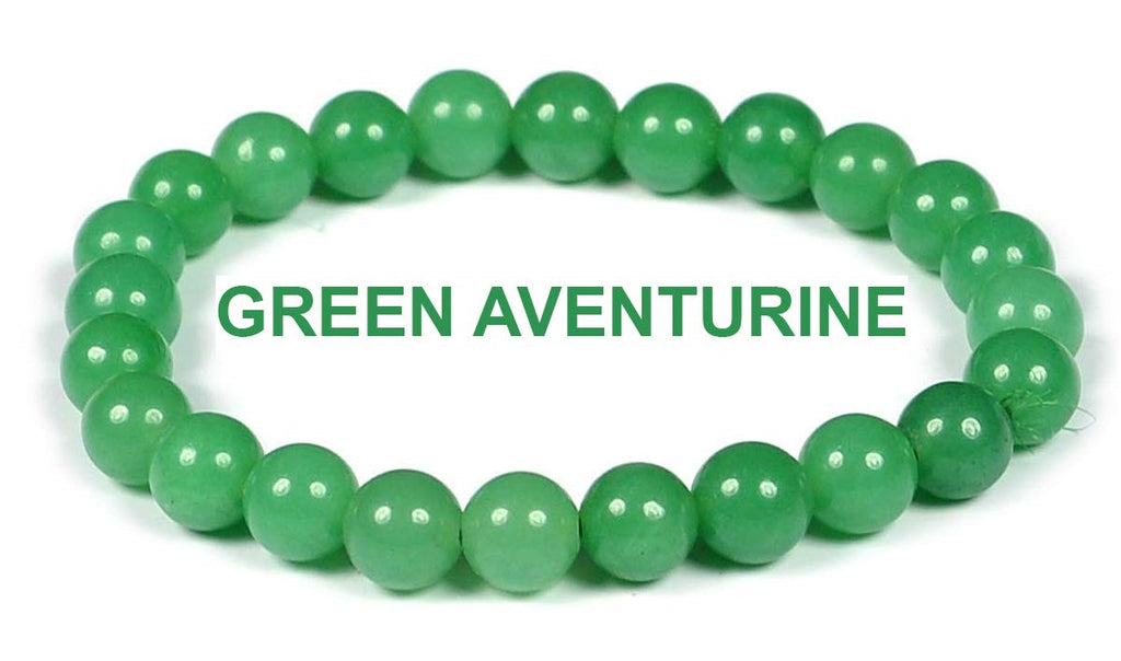 Green Aventurine Bracelet 8 MM