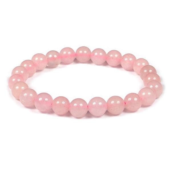 Rose Quartz Bracelet 10 MM