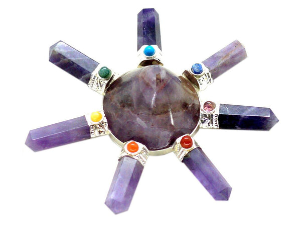 Amethyst 7 Pencil Nag Energy Generator