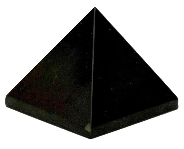 Black Tourmaline Pyramid 1 Inches