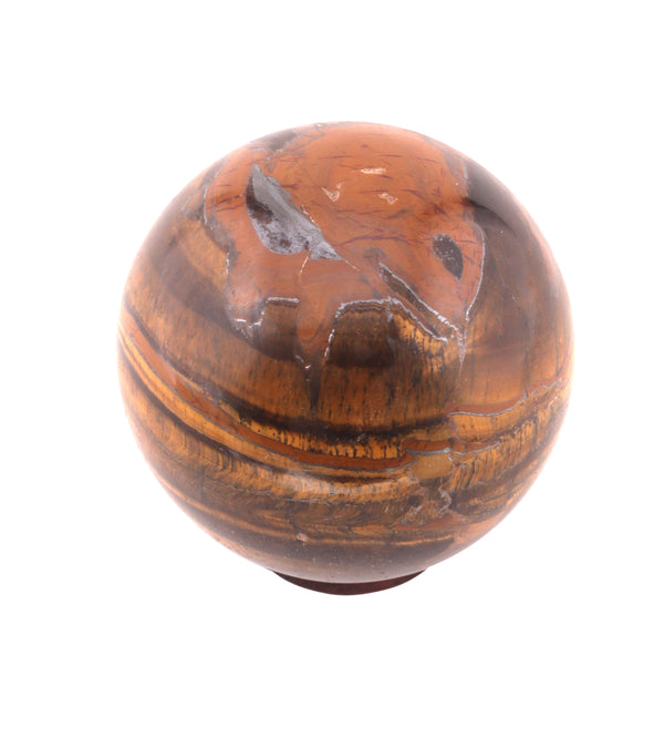 Tiger Eye Sphere 50-60 MM