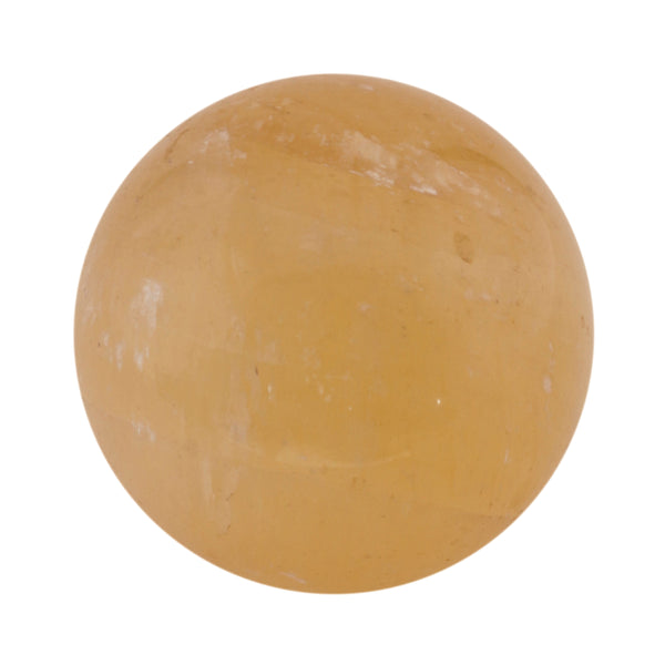 Citrine Quartz Crystal Sphere Ball Metaphysical Healing Mineral Chakra Aura Balance Stone 40-55 mm