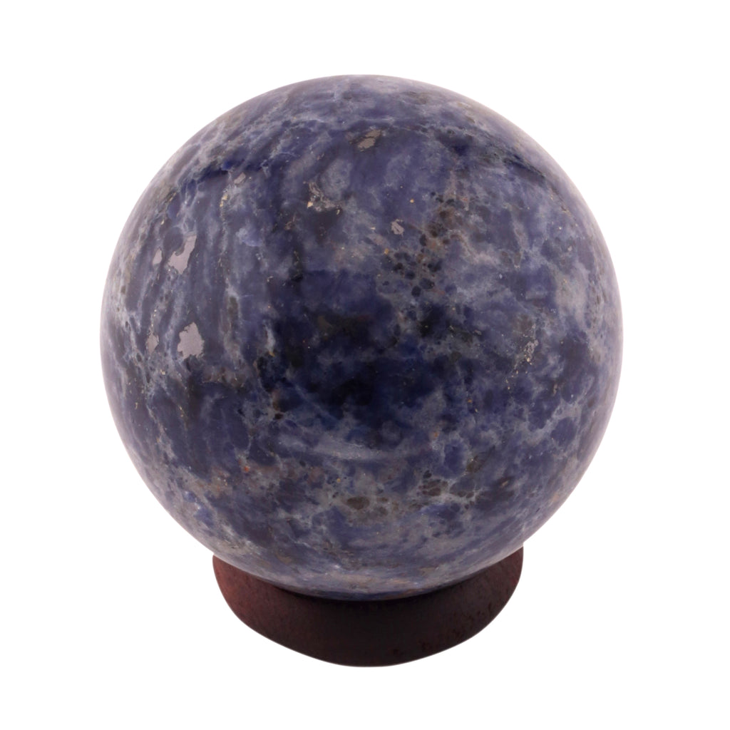 Sodalite Sphere 40-50 MM