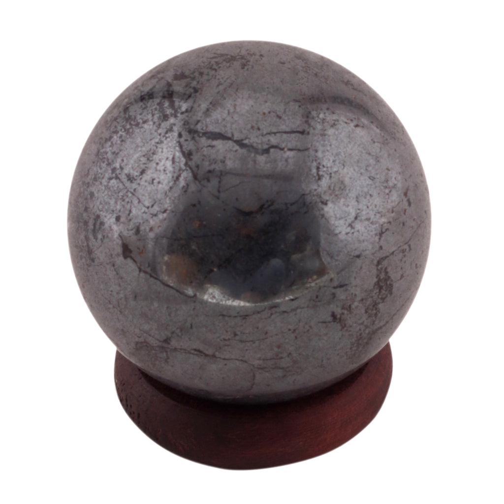 Hematite Sphere 50-60 MM