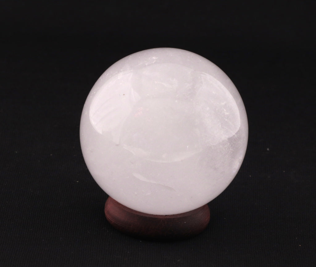 Crystal Quartz Sphere 50-60 MM
