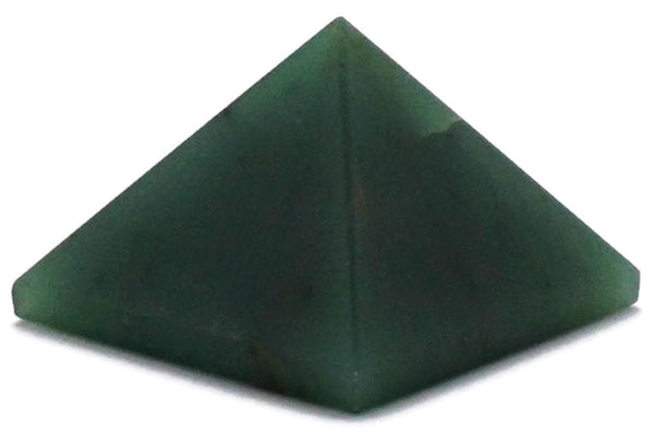 Green Aventurine Pyramid 2 Inches