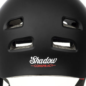 The Shadow Conspiracy Classic Skate Helmet - XS - Gloss Black