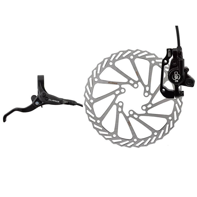 Clarks Clout 1 Hydraulic Rear Disc Brake Kit w/ 160mm rotor