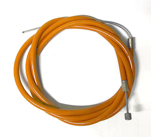 "Pure City Cycles Bicycle Brake Cable - 46""/52"" - Orange"