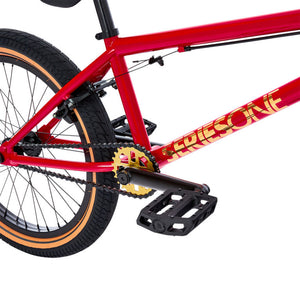 "2021 Fit Series One - 20"" Complete BMX Bike - 20.25""TT - Gloss Red"