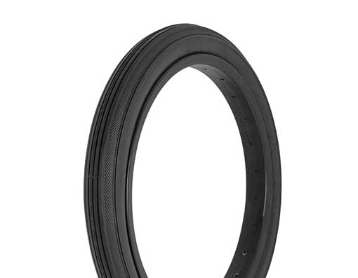 16x1-3/4 Superior Style - Schwinn S-7 Bicycle Tire (47-317) - All Black