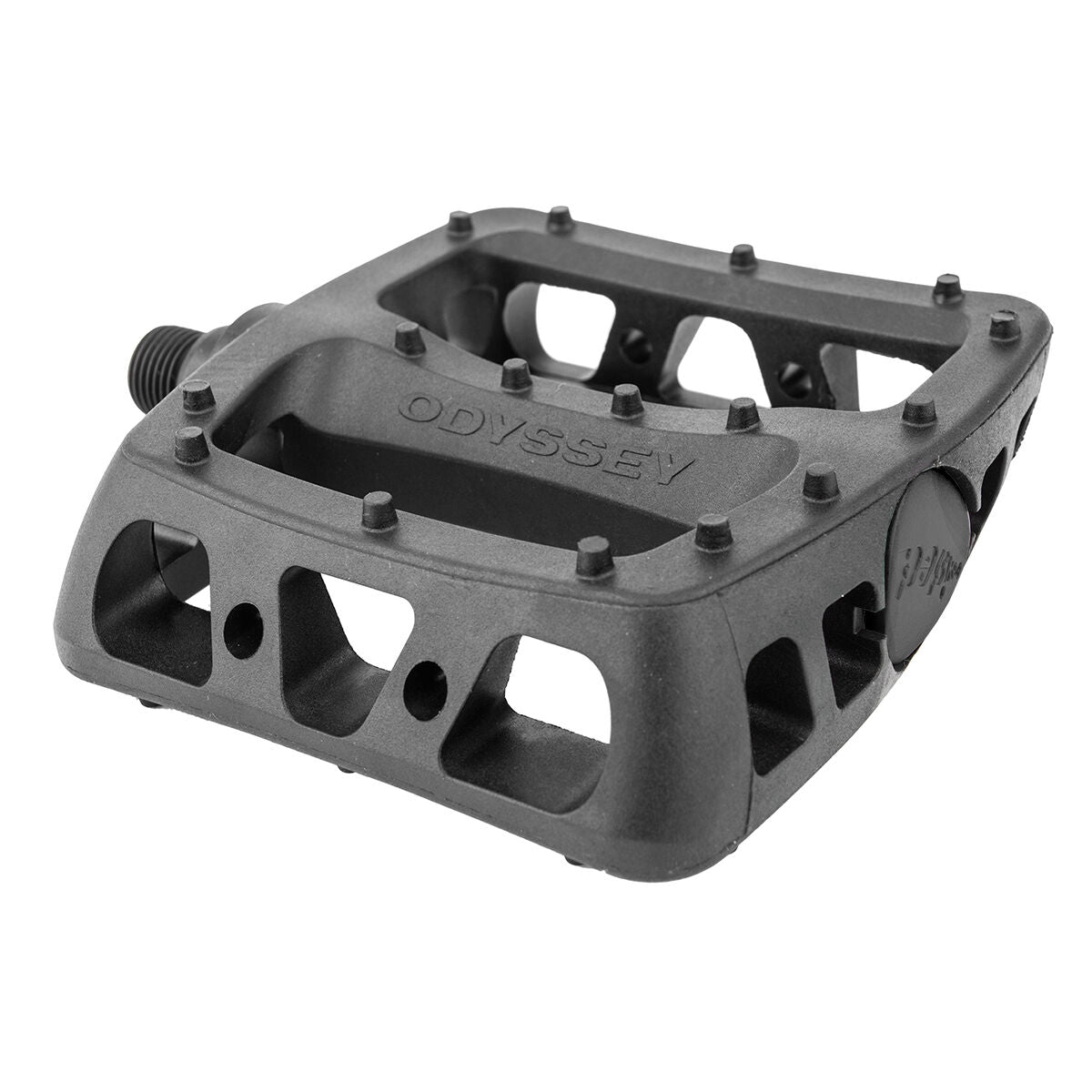 "Odyssey Twisted PC BMX Platform Pedals -  9/16"" - Black"