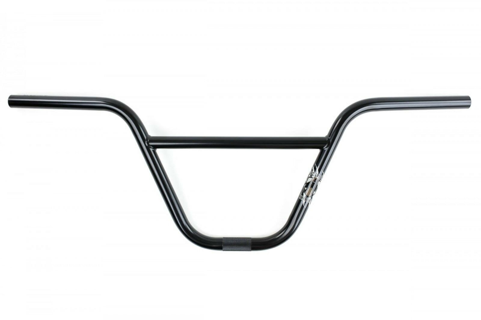 "Kink Grizzly 2pc BMX Handlebars - 9"" - Black"