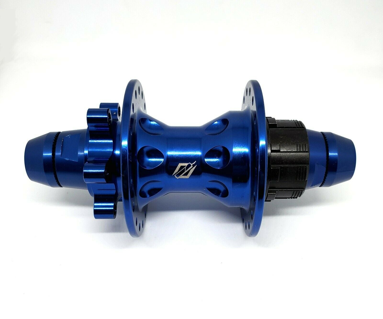 "TNT Rapid Fire Cassette BMX Disc Brake Hub -  36h - 3/8"" axle - Blue"