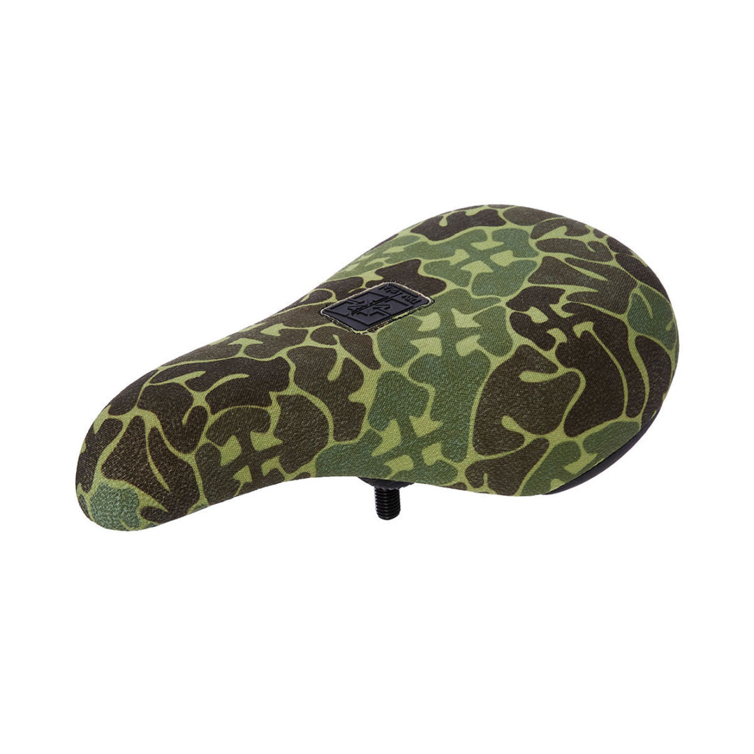 Fit Bike Co Barstool Padded Pivotal BMX Seat - Camo