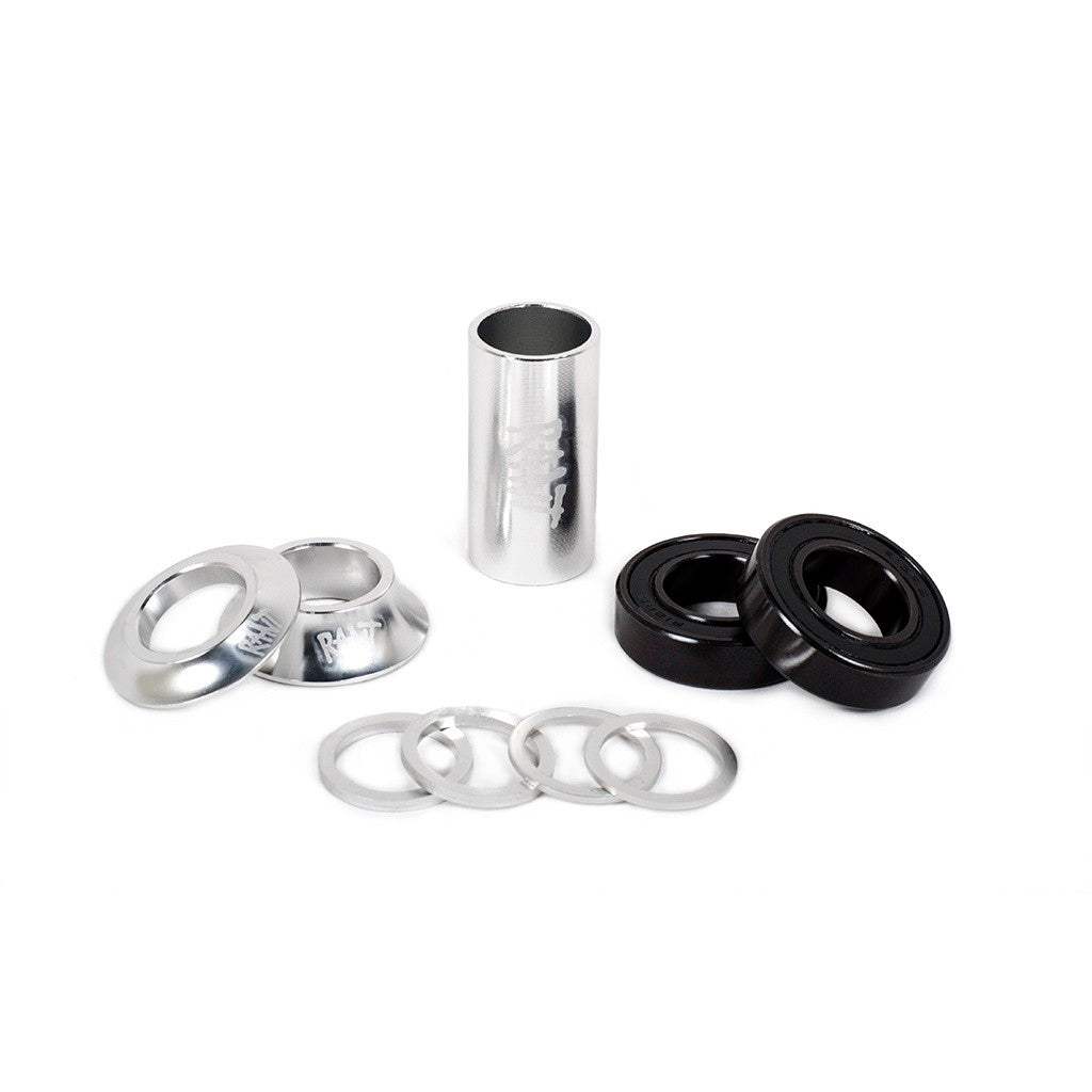 Rant Bang Ur 19mm Mid BMX Bottom Bracket Kit - Silver