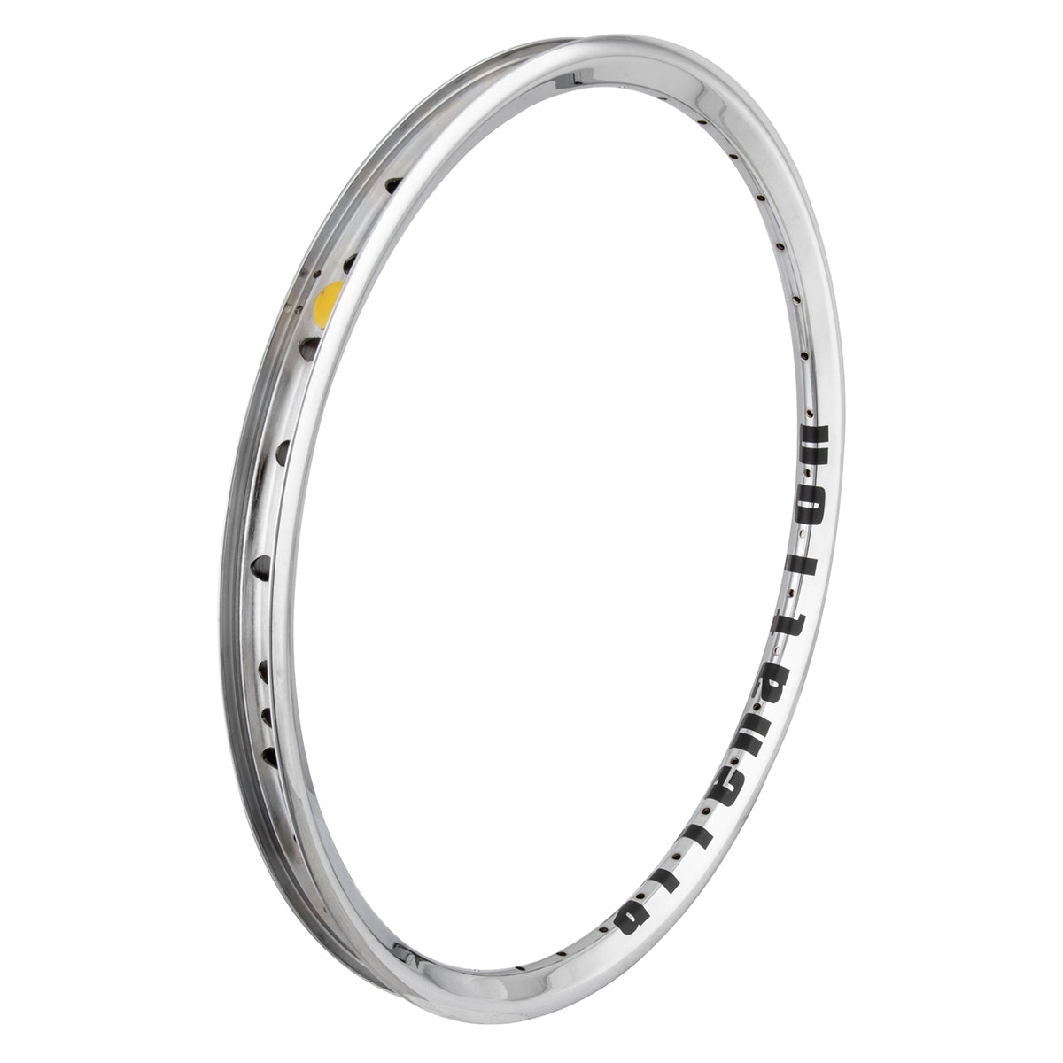"20"" (406mm) Alienation Mischief G69 TSC Front BMX Rim - Aluminum - Double Wall - 36h - Chrome"